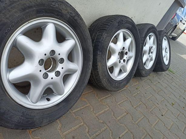 Felgi aluminiowe 15' Mercedes Oryginalne 5x112