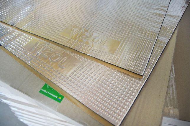 Виброизоляция Vizol 1.3мм (700×500) Шумоизоляция Визол