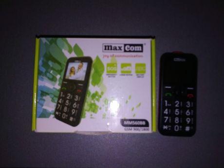 Telefon dla seniora max com nówka