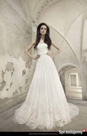 Sprzedam suknie ślubną Amy Love Frida