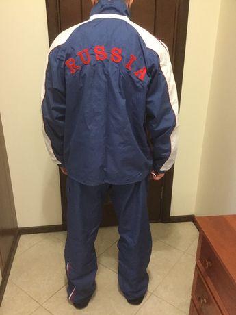 Спортивный костюм национальной сборной России