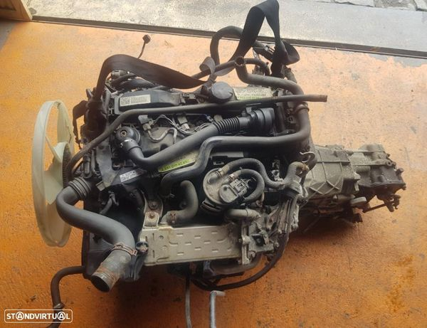 Motor Mercedes Sprinter 2.1 Cdi Ref. 651956 / 651955