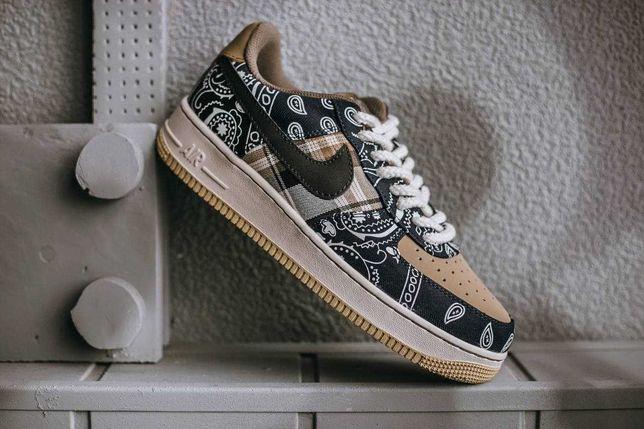 Nike Air Force 1 x Cactus Jack Кроссовки (39-45)