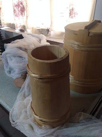 Продам дерев'яні БОЧКИ НОВІ