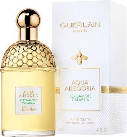 Guerlain Герлен вода туалетная Bergamote Calabria оригинал
