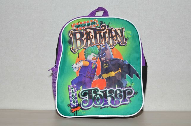 Рюкзак Batman Lego