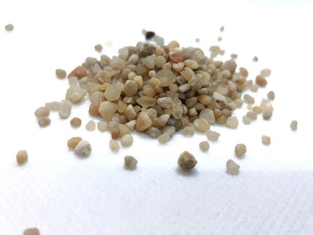 ŻWIREK KWARCOWY 2-4 mm - naturalny kamień do akwarium