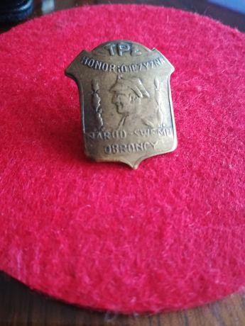 Odznaka Toważystwo Przyjaciół Żołnierzy