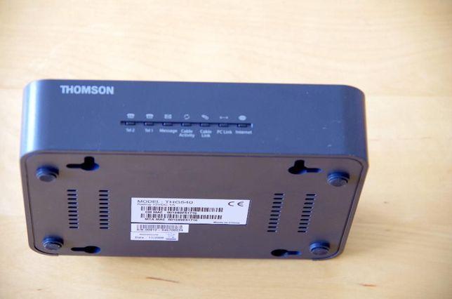 Router Thompson Digital Broadband THG540 12VDC 1A