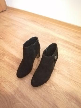 Buty zimowe wyższe