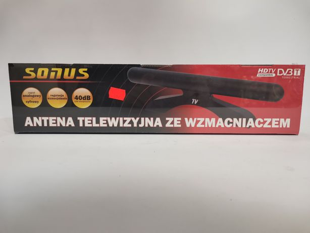 Antena pokojowa DVB-T Sonus Lombard Madej SC