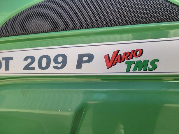 Fendt 209P Vario TMS, sadowniczy, 2012, TUZ , amortyzacja