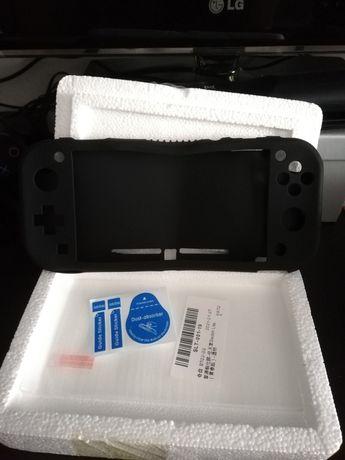 Capa silicone e película, Nintendo switch lite