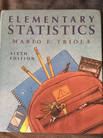 Elementary Statistics sixth edition
