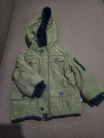 Осеня-зимняя курточка