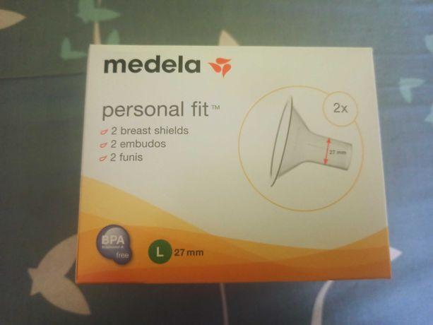 Nowy lejek medela personal fit L 27 mm
