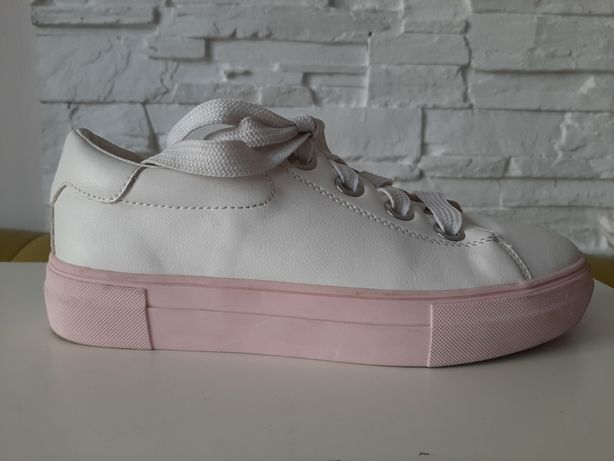 Buty Esprit sneakersy trampki r 40