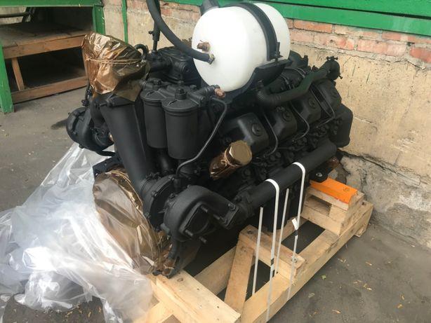 Двигатель Камаз  Камаз евро МАЗ, КрАЗ, Т-150, К-700 ЯМЗ-236м ЯМЗ-238м