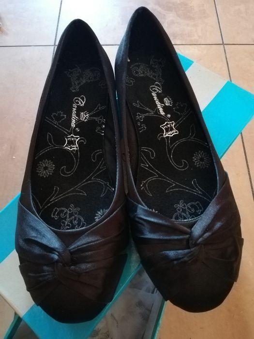 Satynowe buty Carodina r 37
