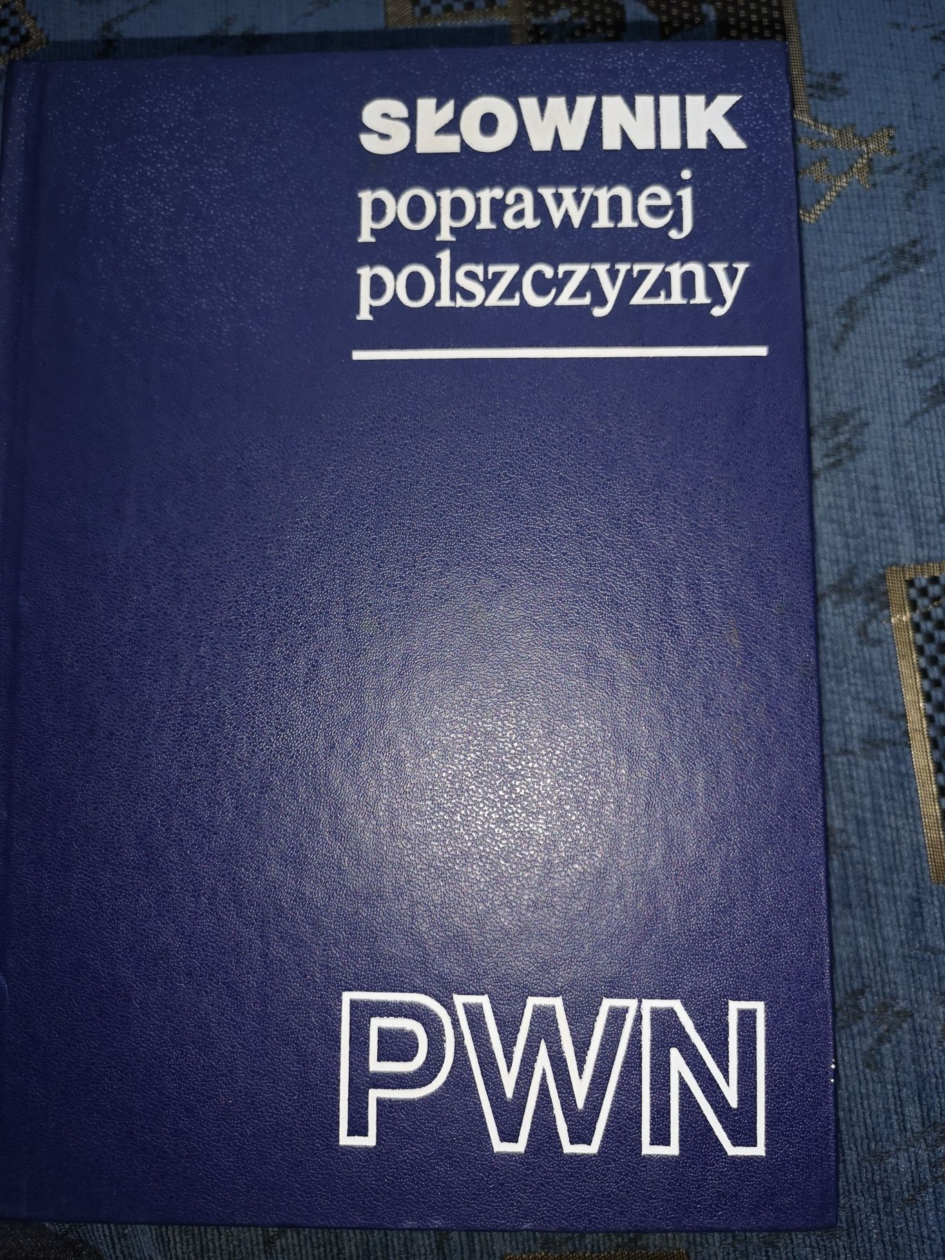 Słowniki języka polskiego. ortograficzny i poprawnej polszczyzny PWN