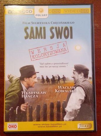 Sami swoi VCD wersja koloryzowana