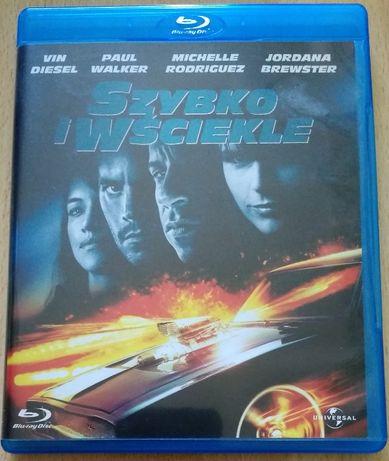 Szybko i Wściekle [Blu-ray]