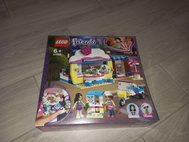 Lego friends cukiernia 41366