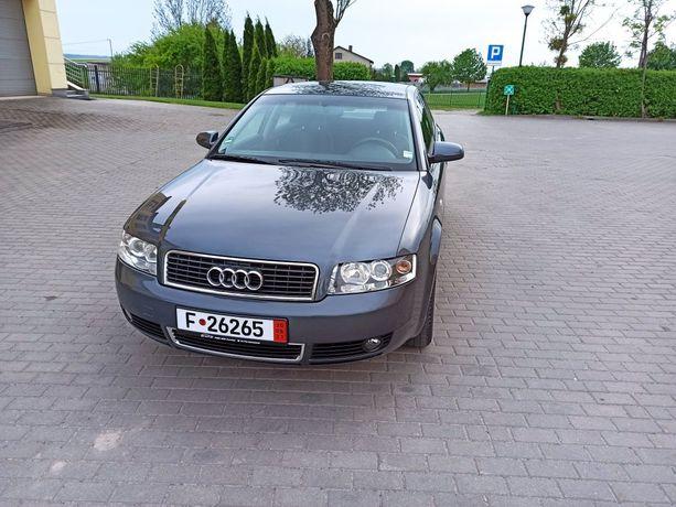 Audi A4 B6 1.6 Sedan Idealny Stan