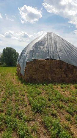 Продаю сено в тюках 2021 люцерна, тимофеевка, клевер