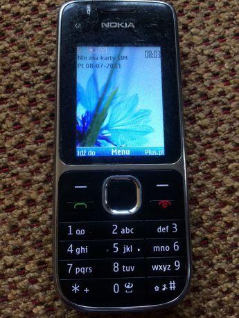 Telefon komórkowy Nokia C2 sprawny z ladowarka