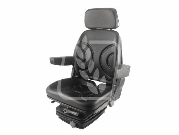 Siedzenie/fotel dwuczęściowy, hydrauliczny amortyzator, MOCNY