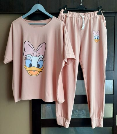 Daisy komplet Disney oversize piżama