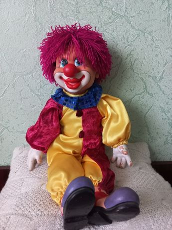 Клоун  Alina  toys