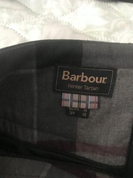 Юбка шерстяная Barbour
