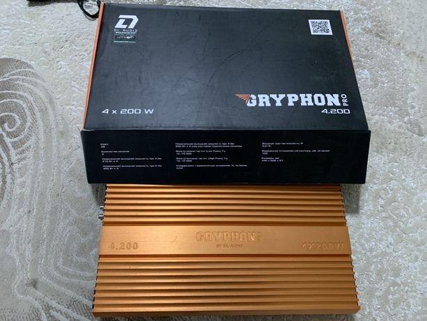 DL audio gryphon pro 4.200