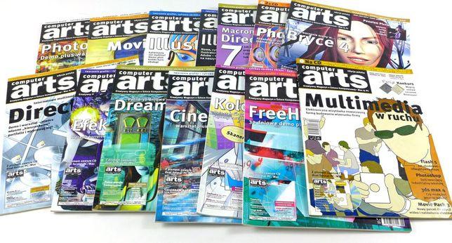 Computer Arts parenaście numerów