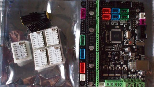 Sterownik drukarek 3D MKS GEN L v1.0 Makerbase+ TMC 2208 x 5szt
