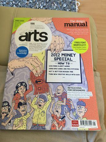 Revista computer Arts Jan 2012