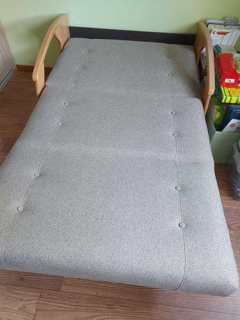 Fotel rozkładany z funkcją spania (łóżko)