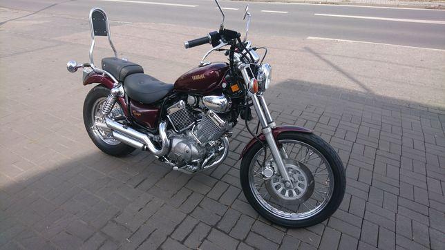 Yamaha xv 535 virago ,zarejestrowany w Polsce