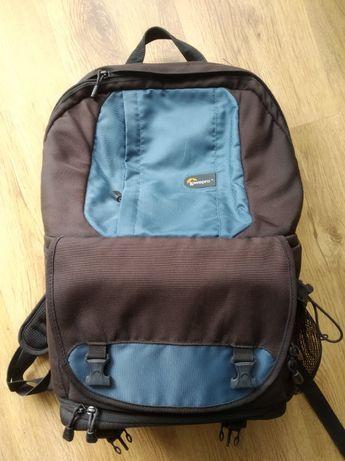 Plecak Lowepro fastpack 200 - plecak fotograficzny