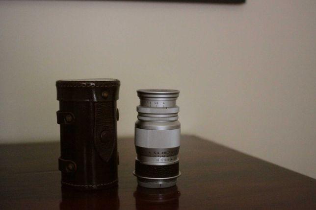 Objectiva Leica Elmar 9cm 1:4