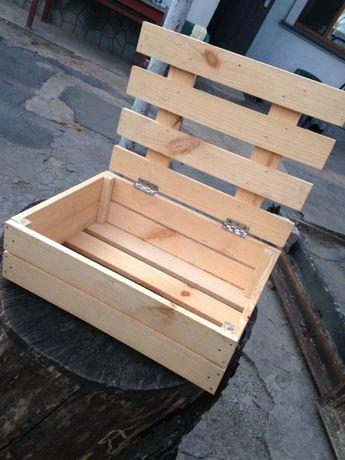 Деревянный ящик/ для декора /упаковка для подарка