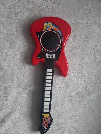 Grające gitara 12 melodii