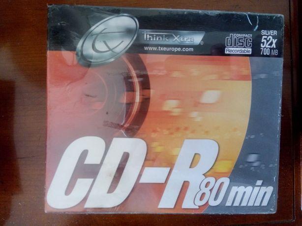 CD-R 80 min. Think Xtra
