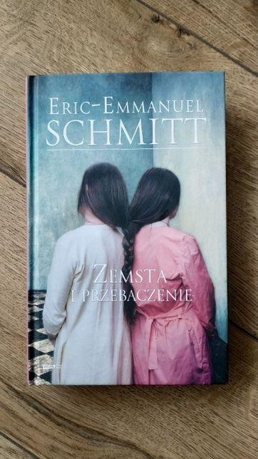 Zemsta i przebaczenie - Éric-Emmanuel Schmitt NOWA