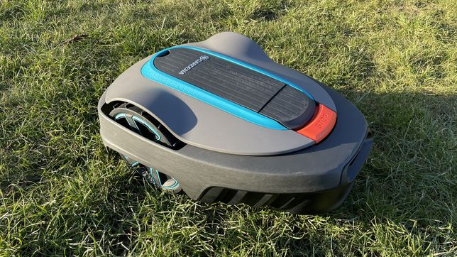 Robot koszący Gardena Sileno 750m2. 3h przebiegu