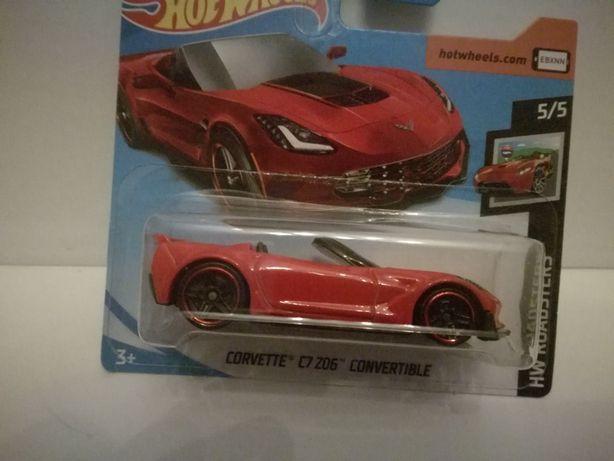 Corvette c7 convertible hot wheels