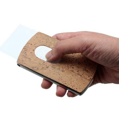 Porta cartões de visita | carteira de cartôes