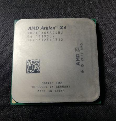 Процессор AMD Athlon II X4 740 FM2